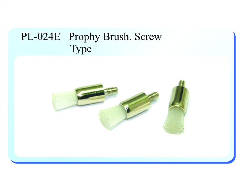 PL-024E Prophy Brush, Screw Type